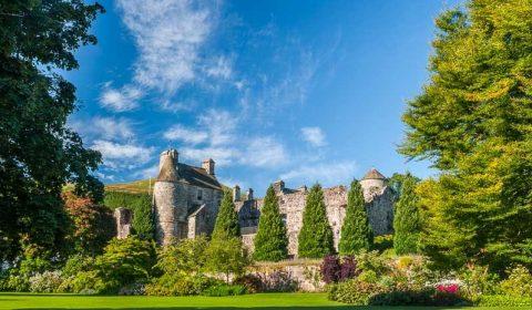 Falkland Palace and Garden