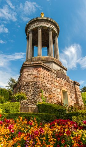 The Robert Burns Monument