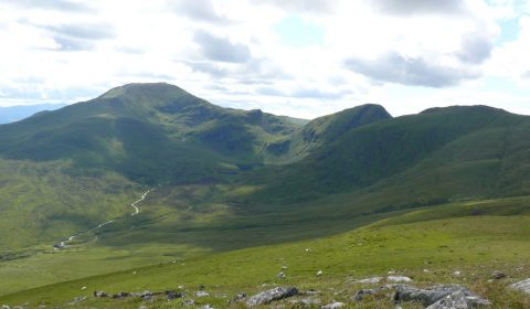 Ben Lawers from Meall Greigh.2