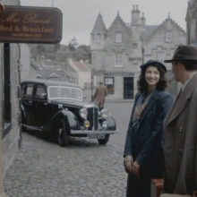 Picture from Outlander movie
