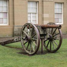 Cannon, Culzean Castle