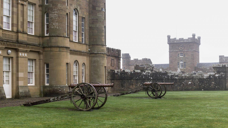 Cannons, Culzean Castle