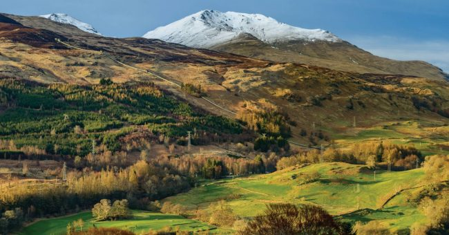 Environmental Projects at Ben Lawers