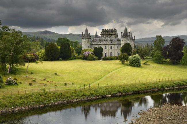Inveraray Scotland