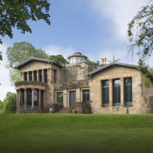 Architect Alexander 'Greek' Thomson's Holmwood House