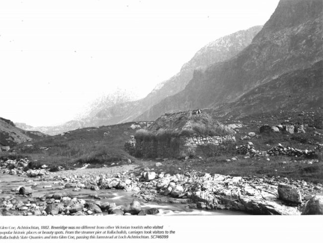 historic photo Glencoe