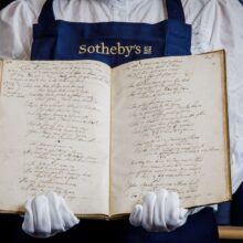 Burns MS Sotheby's